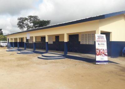 Ecole Amanikro-Cooperative Le ROCHER