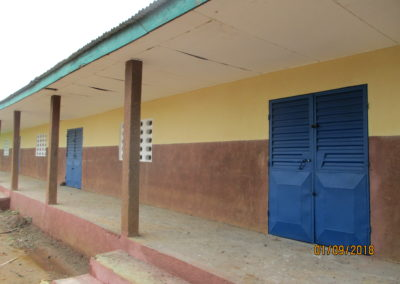 GROUPE SCOLAIRE GOBAZRA A