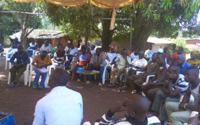 La sensibilisation des producteurs contre le paludisme en partenariat avec SOLIDARIDAD