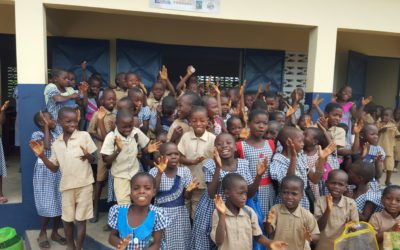 « UN ENFANT, UN AVENIR », Projet de développement socio-économique et de promotion des droits des enfants, dans le cadre de la politique interne de lutte contre le travail des enfants en partenariat avec le MIDH (Mouvement Ivoirien des Droits Humains), Co-financé avec la prime Fairtrade de Ferrero
