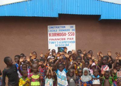 Ecole Korhogosso- Cooperative KAPATCHIVA