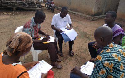 Projet de système de suivi et de remédiation du travail des enfants (SSRTE) en partenariat avec ICI et Tony's Fundation.