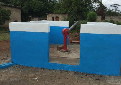 Pompe réhabilitée à Bebouo-sibouo