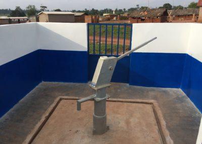 pompe à Bebouo-sibouo-Coopérative CASIB