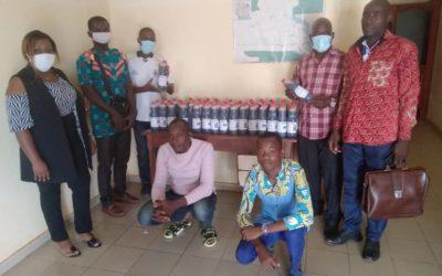 Projet de Production de miel par les jeunes de CAPEDIG  dans le cadre de la promotion de l'emploie en milieu rural
