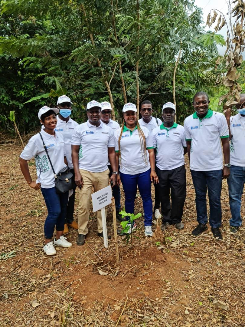 La journée Ecoogreenday, organisée ce 23 juillet 2021 à SINFRA